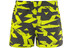 adidas Graphic zwembroek Heren geel/zwart